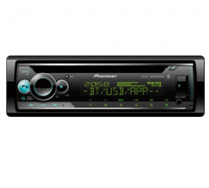 Pioneer DEH-S520BT Ράδιο-CD με Bluetooth, USB,3 RCA