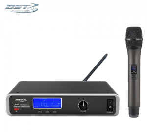 Bst UDR116 UHF wireless set