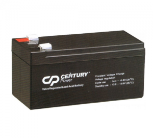 CENTURY.POWER.TS12-3.3 ΜΠΑΤΑΡΙΑ ΜΟΛΥΒΔΟΥ 12V-3.3A.