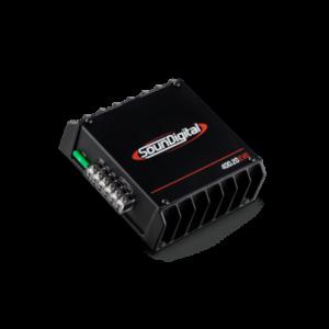 Soundigital  400.2D EVO Ενισχυτής 1Ω: 2x200 W RMS