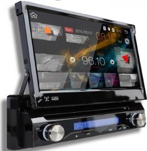 IQ AN8600 GPS.Αναδιπλούμενη Multimedia 7'' με Android/IOS μέσω Bluetooth-CD-DVD-GPS-USB