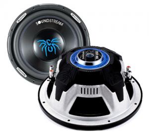 Soundstream. SW-12SE Subwoofer 12''.500w.