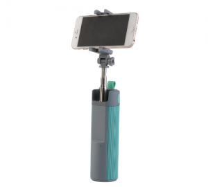 FREESOUND-SELFIE-BL Φορητό ηχείο-BT.Power Bank-Selfie-Stick.