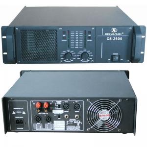 Oem CS-2500 τελικός ενισχυτής 2Χ500w