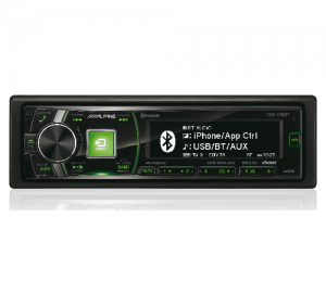 Alpine CDE-178BT Radio/Cd/Mp3/Usb/BT.[2xρονια εγυηση]