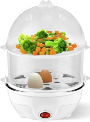 Kalorik EK 1001 Ατμομάγειρας και βραστήρας αυγών 2 επιπέδων 350 W