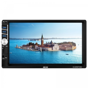 Akai CA-2DIN7135S.Radio 2 DIN με Bluetooth, Mirrorlink, USB, κάρτα SD, Aux-In, 7″