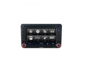 MACROM M-OF7070.Οθονη 7''.Radio/cd/dvd/Usb/Gbs/BT.Για VW-skoda seat
