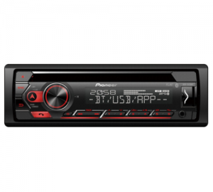 Pioneer DEH-S420BT Ραδιο CD Με USB/ Bluetooth,Aux-In