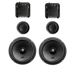 Polk Audio DXi6501.Διαιρούμενα Ηχεία Αυτοκινήτου 6.5''.300w.