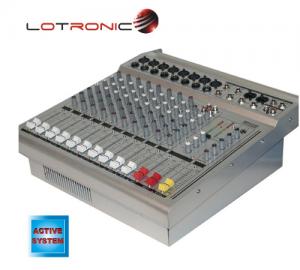 Lotronic TMX1220A αυτοενισχυόμενη κονσόλα 50w RMS-8Ω