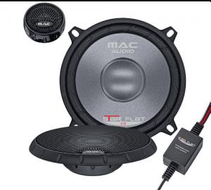 Mac Audio Star Flat 2.13.Διαιρουμενα ηχεια 2δρομων 13cm.200w.