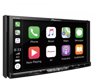 Pioneer AVIC-Z810DAB Οθόνη 7'' Ράδιο/dvd/usb/bt, androit auto apple car play