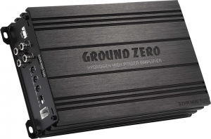Ground Zero GZHA Mini Two.Ενισχυτης 2x230w-2Ω