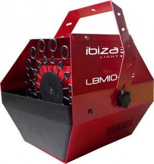 Ibiza Sound LBM10-RE.Μηχανή για φούσκες κόκκινη