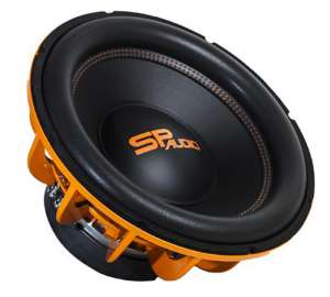 SP Audio SP15CC Subwoofer 15''38cm 1000w rms 4Ohm 2+2Ohm.