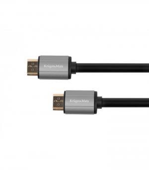 Καλώδιο HDMI - HDMI 5m Kruger&Matz Basic