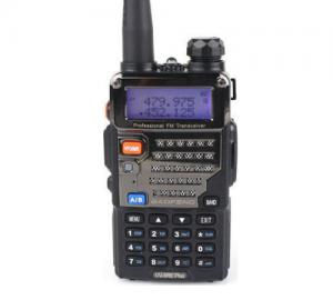 BAOFENG UV-5RE PLUS ΠΟΜΠΟΔΕΚΤΗΣ VHF UHF