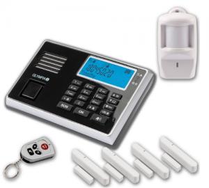 Olympia 9061 (GR) Συναγερμός Καταστήματος Σπιτιού με Ασύρματη Σύνδεση GSM