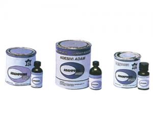 Κόλλα για επισκευή φουσκωτών σκαφών. Hypalon-Neopren + καταλύτης 50ml850gr