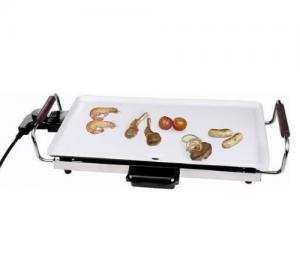 Kalorik GRT-1000-CR Μεγάλο grill με κεραμική πλάκα 46 x 26 cm και θερμοστάτη – 1800 W