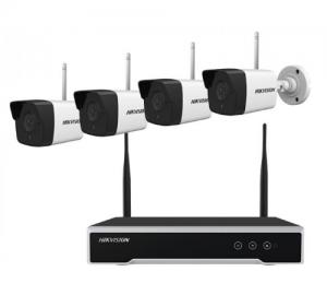 HIKVISION NK42W0-1T Σύστημα παρακολούθησης με 4 κάμερες