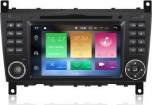 Bizzar BL-A81-MB17 Mercedes C Class Android 9.0 Pie 4core Navigation Multimedia