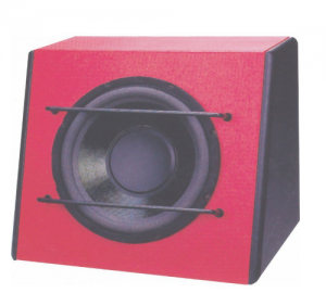 D.T.red subwoofer 10 SUB. 10''.200W.