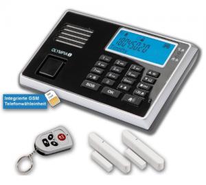 Olympia 9030 (GR) Συναγερμός Καταστήματος Σπιτιού με Ασύρματη Σύνδεση GSM