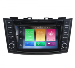 Bizzar SZ96 Οθονη Suzuki Swift Android 8.0 8core Navigation.