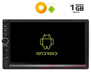 IQ-AN8699S_GPS (SLIM) Multimedia Οθόνη 7'' με Android 8.1