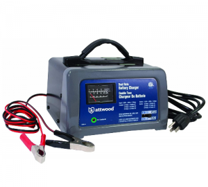 Attwood 11901-4 Φορτιστής μπαταρίας 6V-12V. 6A