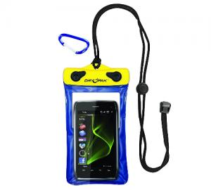 Στεγανή θήκη για κινητό 10x15cm Μπλε