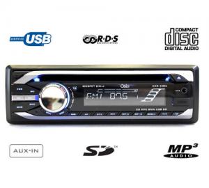 Osio ACO-5490U  ράδιο/cd-mp3/usb αυτοκινήτου