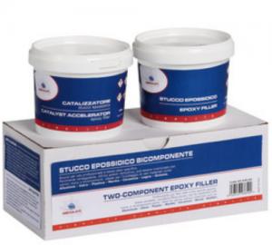 Εποξειδικός στόκος δύο συστατικών 800g (400g + 400g)