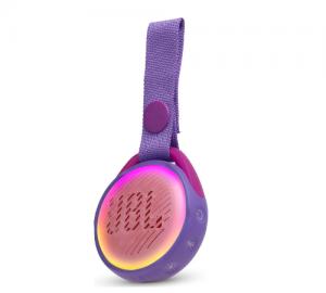 JBL JR Pop. Aδιάβροχο ηχείο Bluetooth, μωβ