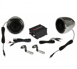 Renegade RXA 100C.Renegade RXA 100 C.Oλοκληρωμενο ηχοσυστημα μηχανης/ Scooters. INOX
