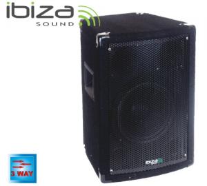 Ibiza Disco 15B παθητικό ηχείο 15''.700w.max.[τεμαχ.]