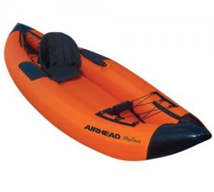 Kwik Tek AHTK-1 Airhead Montana Kayak, 1 Person