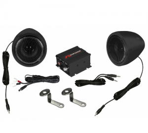 Renegade RXA 100Β.Oλοκληρωμενο ηχοσυστημα μηχανης/ Scooters.ΜΑΥΡΟ