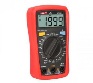 UNI-T UT33D + ψηφιακό πολύμετρο