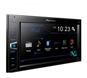 Pioneer MVH-AV290BT Οθόνη Αυτοκινήτου με Bluetooth