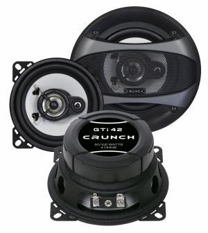 Crunch GTi 42.Ηχεια 10cm