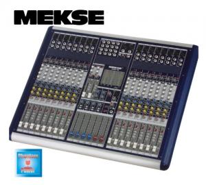 MESKE LIVE-12 μίκτης live 12 καναλίων