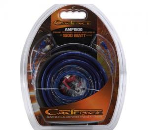 Cadence AMP-1500.Σετ καλωδίων ενισχυτή αυτ/του.4 G.