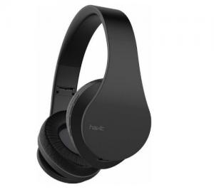 Havit HV-I66 Ασυρματα Ακουστικα On-Ear, Με Bluetooth Και Πλήκτρα Ελέγχου (Mαύρα)