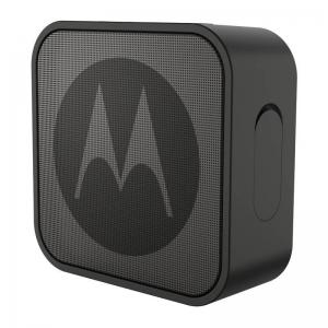 Motorola SONIC BOOST 220 Black Αδιάβροχο Smart φορητό ηχείο BT- Aux-In – 3 W