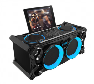 Ibiza SPLBOX200-BK φορητό ηχοσύστημα με bluetooth