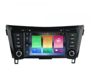 LM Digital M353.(Nissan Qashqai).Oθονη Android 8.0.8core Navigation. U-BL-A8-NS37.