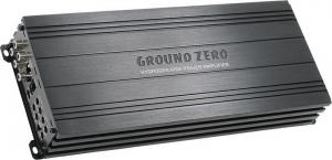 Ground Zero GZHA Mini Five.Ενισχυτης Πεντακαναλος